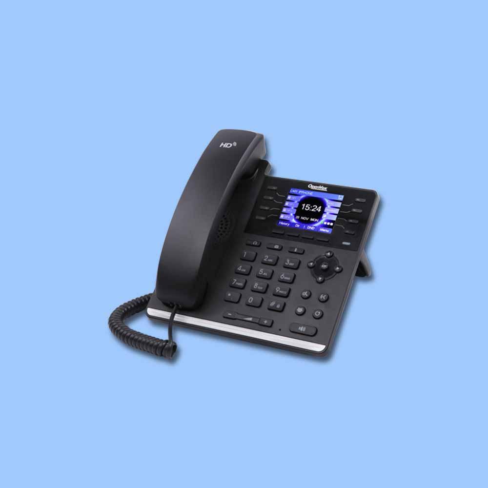Mid-Range IP Phones